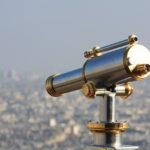 Avoiding Conflict: Image is Telescope.