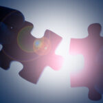 Teams Rally in Crisis: Image is two puzzles pieces not quite together