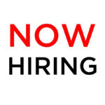 """Job Interview People Skills: Image is sign saying """"Now Hiring"""""""