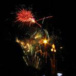 People Skills Realizations: Image is fireworks lights.
