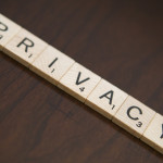 Customer Experience Deliver: Image is word Privacy.