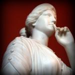 Leadership People Skills: Image is Statue of Greek Woman Goddess