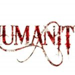 Two Letters Unite Everyone: Image is the word humanity.
