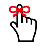 New Year People Skills Reminders: Image is hand with string tied around finger.